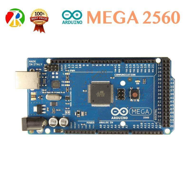 ขาย ซื้อ บอร์ด Arduino Mega 2560 R3 Atmega2560 16Au พร้อมสาย Usb ใน สมุทรปราการ