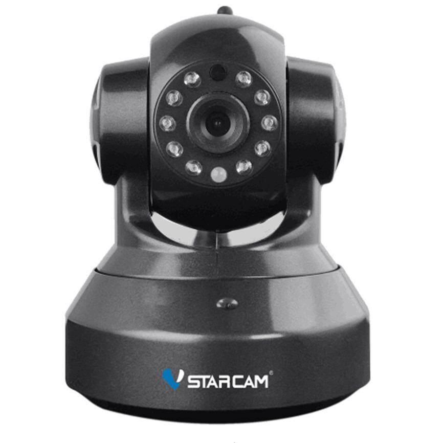 ราคา Vstarcam Ip Camera Wifi กล้องวงจรปิดไร้สาย ดูผ่านมือถือ รุ่น C7837Wip Black Vstarcam ออนไลน์