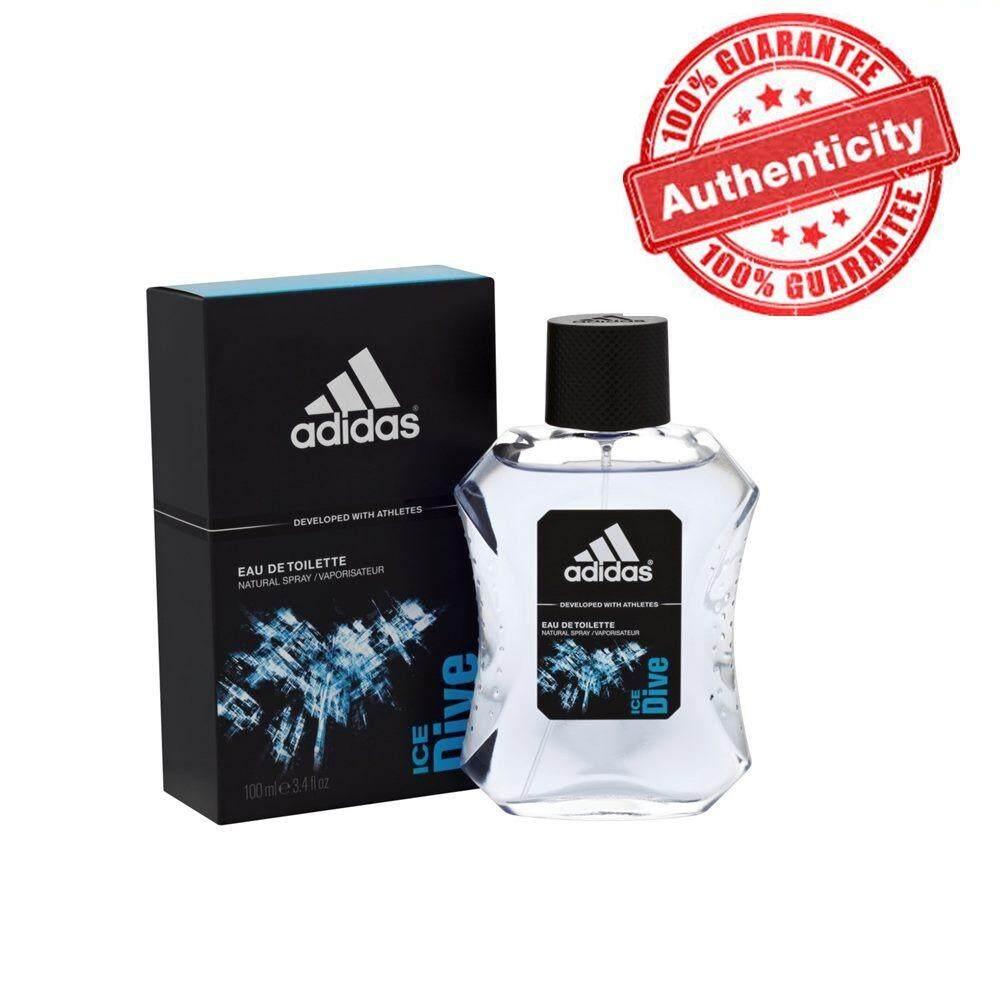 Adidas Ice Dive For Men Edt 100 Ml พร้อมกล่อง ถูก