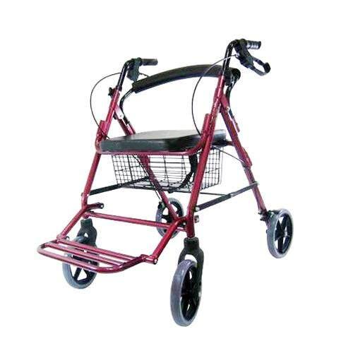 ซื้อ 3Cmedical รถเข็นช่วยพยุงเดิน รุ่น Ca888L สีแดง 3C Medical ออนไลน์