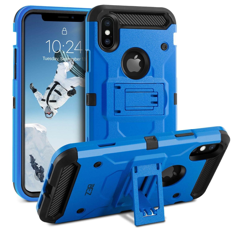 ซื้อ เคส Iphone X เคสไอโฟน เคสมือถือ เคสฝาหลัง กันกระแทก Bez® Shockproof Case Cover For Iphone X ปลอกมือถือ เนื้อด้าน Sp4 I8X Bez® เป็นต้นฉบับ