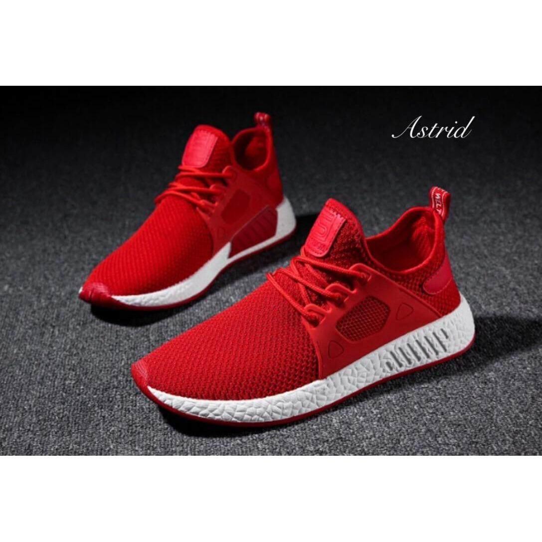 ราคา Astrid รองเท้า รองเท้าผ้าใบผู้ชาย No A041 Black Astrid ออนไลน์