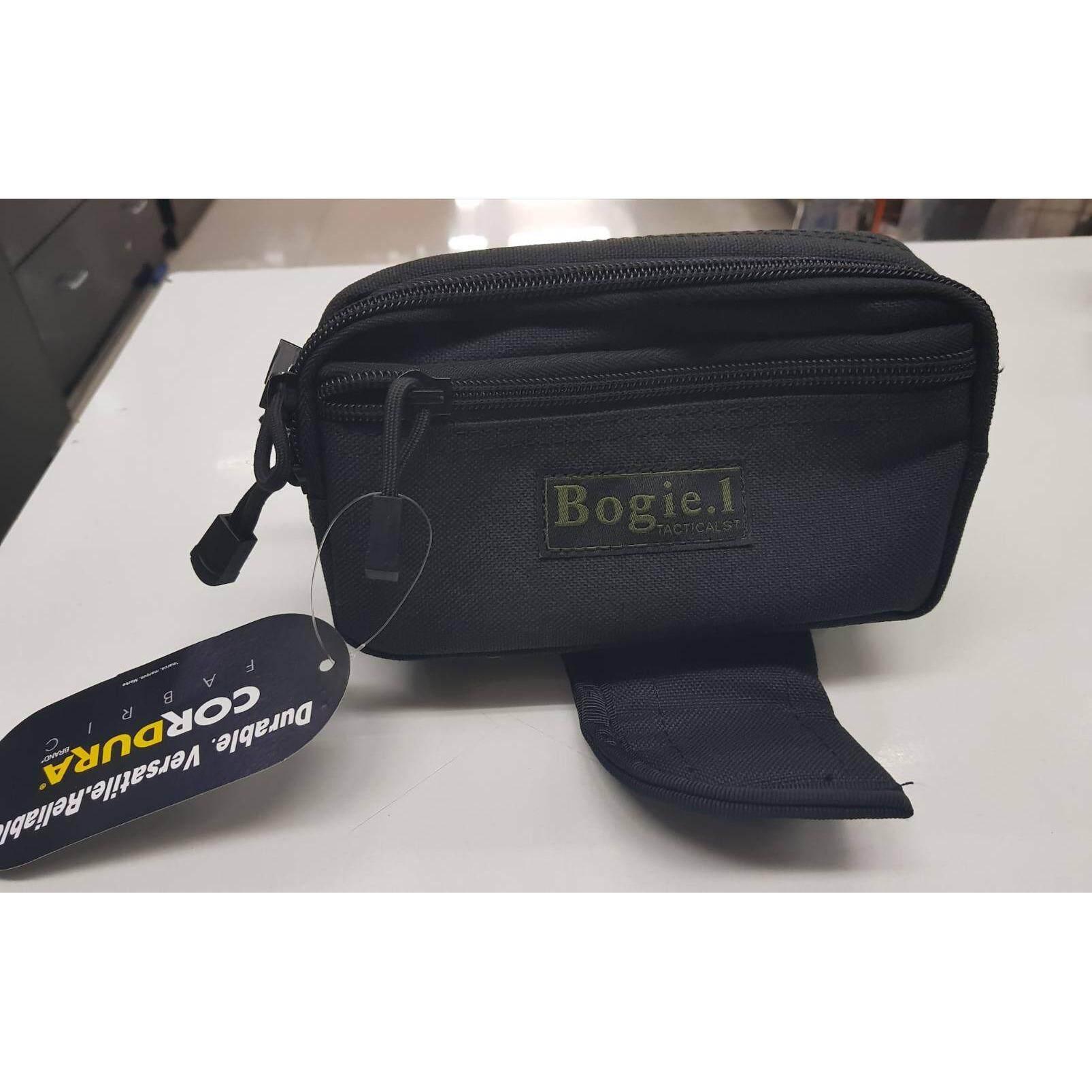 กระเป๋าซ่อนปืน Bogie 1 สำหรับปืนสั้นบีบีกันและปืนจริงทุกรุ่น