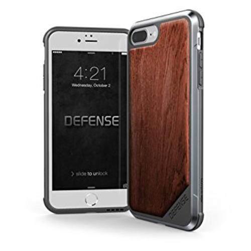 ราคา X Doria Defense Lux Wood Case For Iphone 7 Plus 8 Plus ราคาถูกที่สุด
