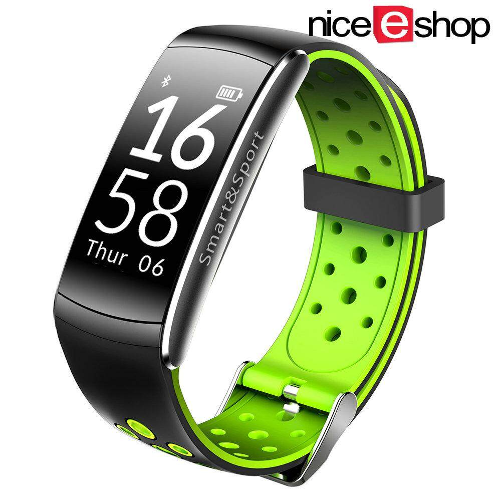 ขาย Niceeshop Q8 Activity Tracker Smart Band Fitness Bracelet Passometer Smart Wristband Fitness Bracelet With Heart Rate Monitor Niceeshop เป็นต้นฉบับ