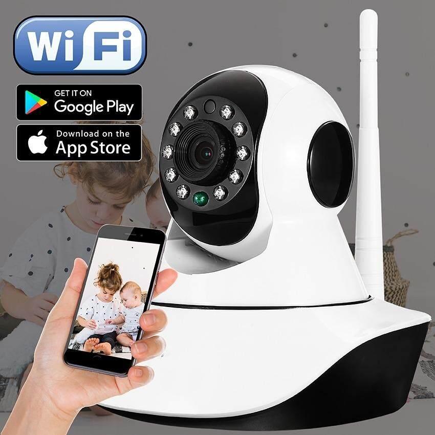 ราคา Ace กล้องIpรองรับ128Gbความจำใหญ่ ภาพHd สีขาว เป็นต้นฉบับ