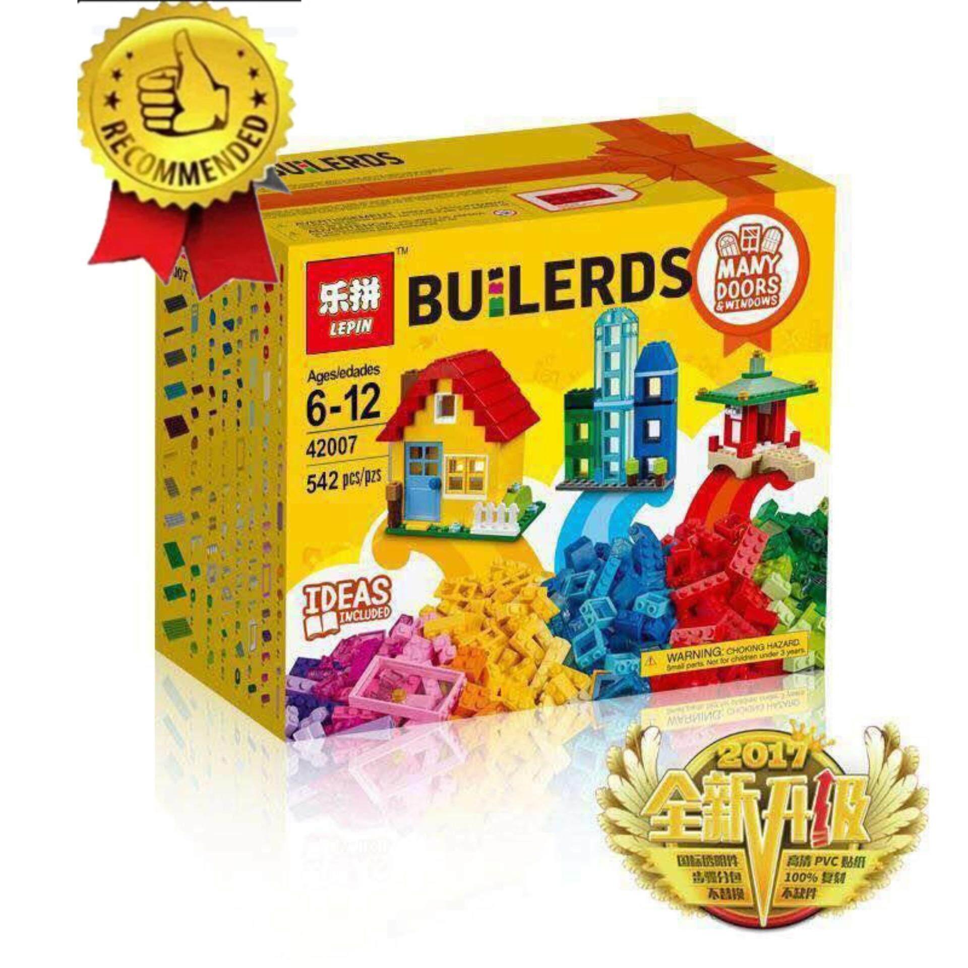 ของเล่นตัวต่ออิสระ ชุด Creator Builders HomeCastle @ Phoenix Toy