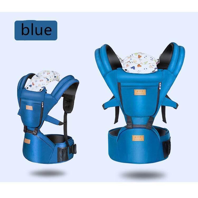 ซื้อ Baby Life เป้อุ้มเด็ก Hip Seat 2 In 1 สะพายหน้าและสะพายหลังได้ รุ่น:mengbadun 8819 Baby เป็นต้นฉบับ