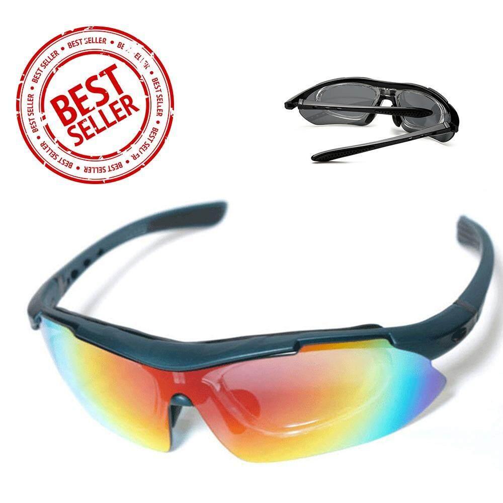 ซื้อ แว่นตาจักรยาน เปลี่ยนเลนส์ได้ ใส่เลนส์สายตาได้ Gadgetz ออนไลน์