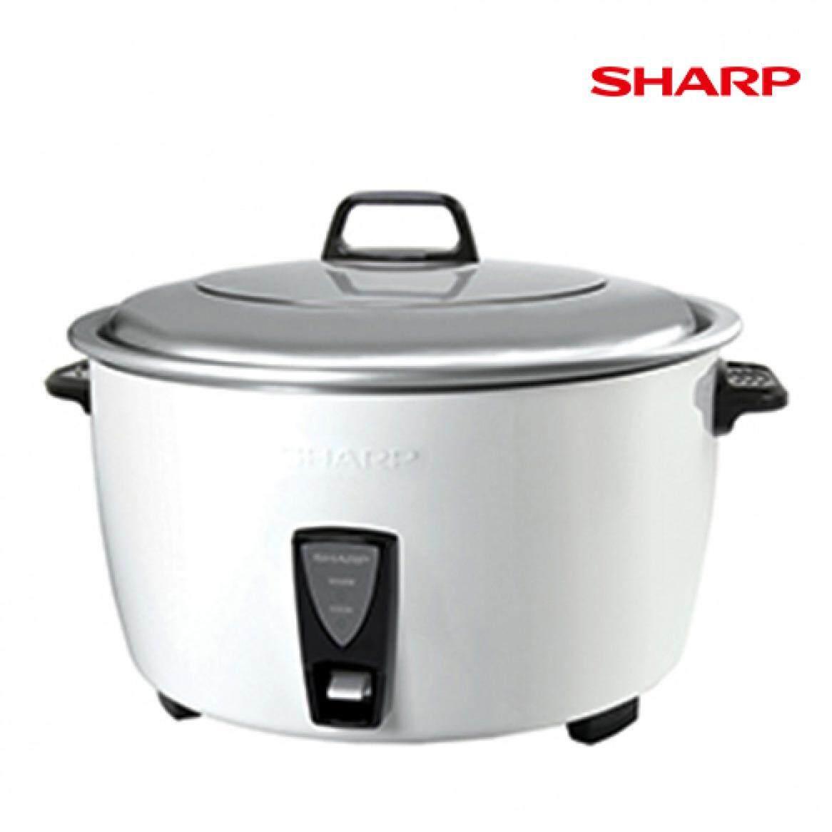 ขาย Sharp หม้อหุงข้าว รุ่น ซูโม่ Ksh D77 ขนาด 7 ลิตร White Sharp ออนไลน์