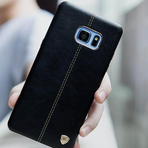 ซื้อ Nillkin เคส Samsung Galaxy Note Fe รุ่น Englon Leather Cover Nillkin ถูก