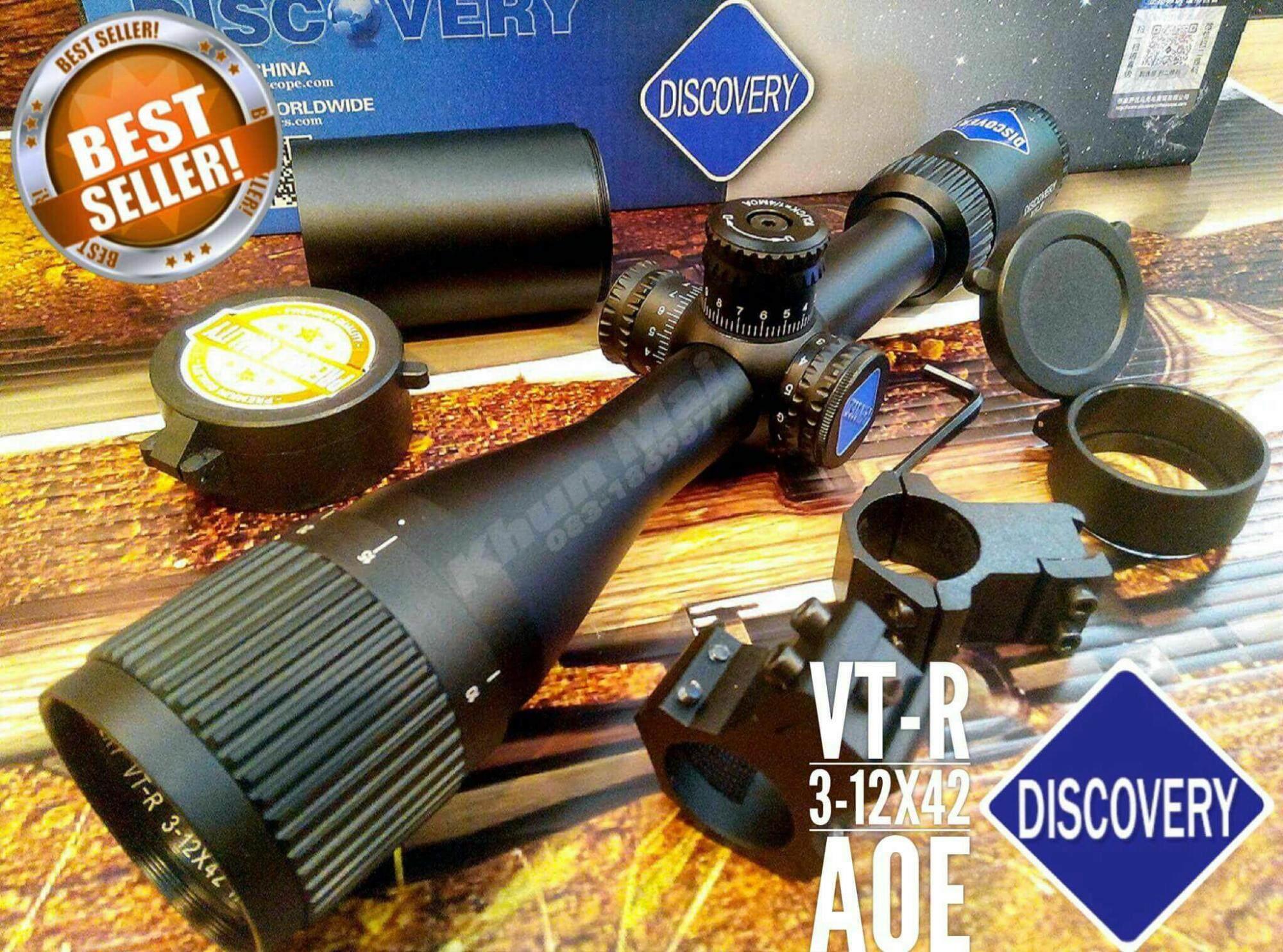ขาย กล้องติดปืน Discovery Vt R 3 12X42Aoe Discovery ใน กรุงเทพมหานคร