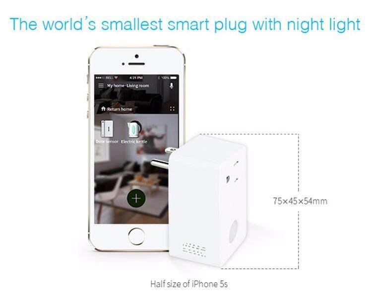 สมาร์ทปลั๊ก Smart Plug Broadlink SP3 all - DMS Smart