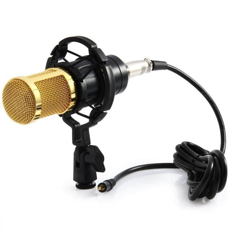 ขาย Thaivasion ไมโครโฟนอัดเสียงแบบคอนเดนเซอร์ Bm800 พร้อมอุปกรณ์เสริม ถูก