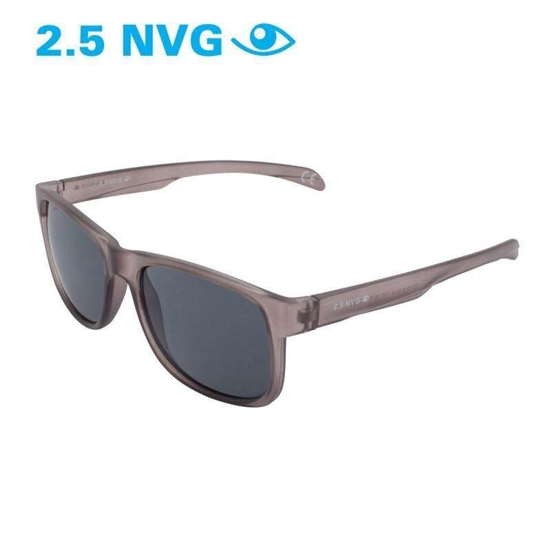 ราคา 2 5 Nvg แว่นกันแดดสำหรับผู้ชาย กรอบทรงสี่เหลี่ยมผืนผ้าสีน้ำตาล เลนส์ป้องกันรังสี Uv400 สีดำ Sun 105 08 ใน ฮ่องกง
