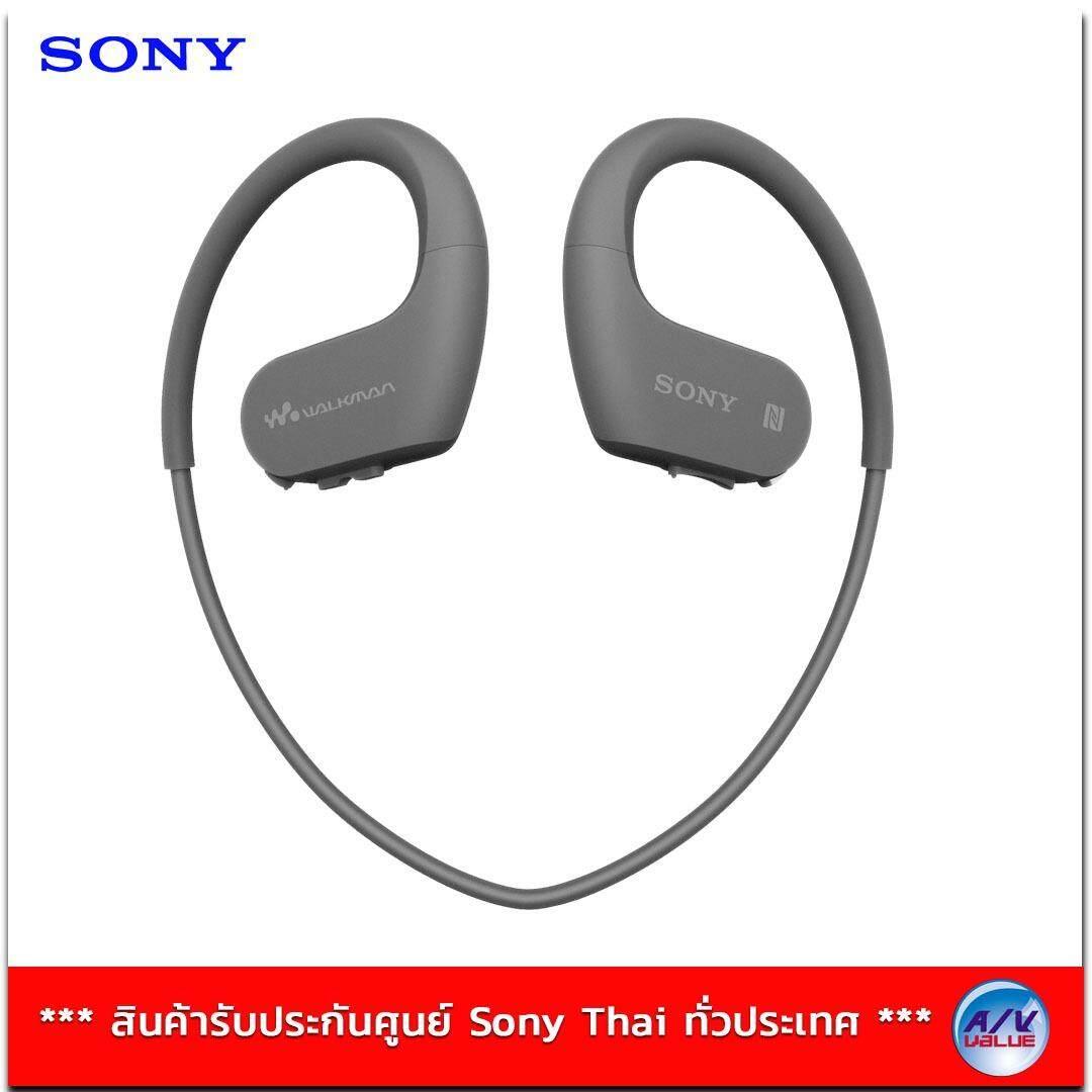 ขาย Sony Walkman Sport Mp3 Player รุ่น Nw Ws623 Black เป็นต้นฉบับ