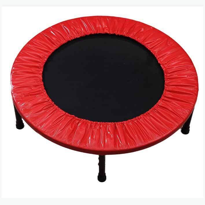 ซื้อ แทรมโพลีน Trampoline แทรมโปลีน แทมโพลีน ขนาด 50 นิ้ว สีแดง กรุงเทพมหานคร