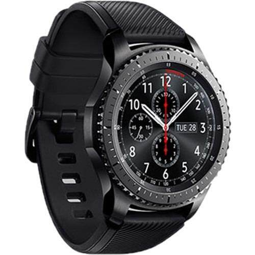 ขาย Samsung Gear S3 Frontier Smartwatch Sm R760 Samsung เป็นต้นฉบับ