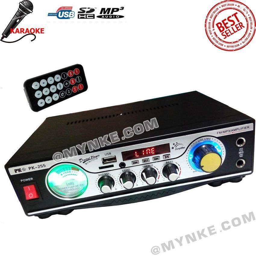 ขาย เครื่องขยายเสียง Ac Dc เล่นUsb Mp3 Tfcard 2ช่องไมโครโฟน Amplifierสามารถใช้ได้กับรถยนต์ เรือ และในบ้าน ออนไลน์ ใน Thailand
