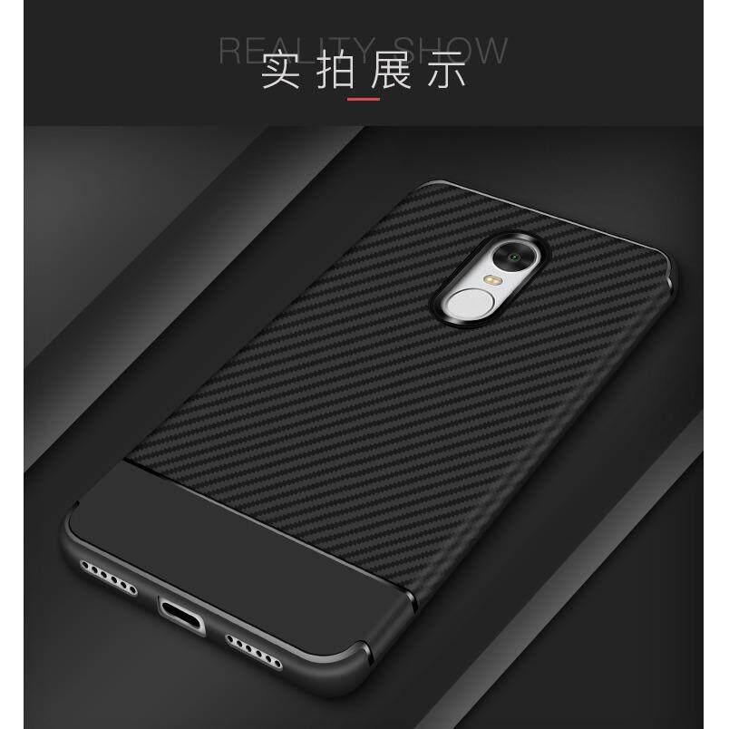 โปรโมชั่น เคส Xiaomi Redmi Note 4 4X ซิลิโคน Carbon Fiber Tpu Unbranded Generic ใหม่ล่าสุด