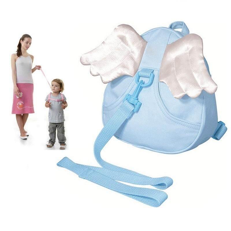 ขาย เป้จูงเพื่อป้องกันเด็กหลงทาง สีฟ้า ถูก