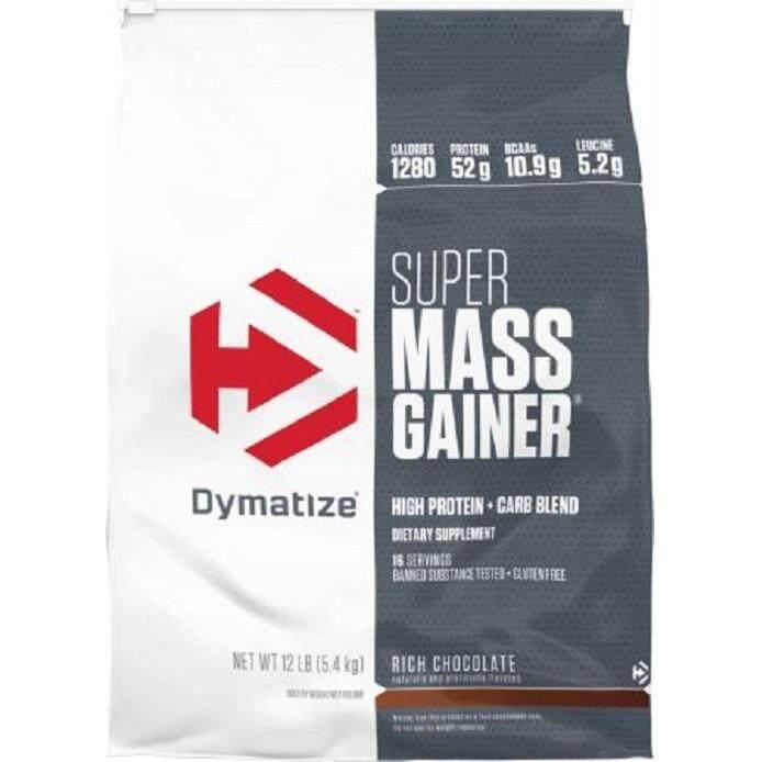 ขาย Dymatize Super Mass Gainer 12Lbs Chocolate ถูก กรุงเทพมหานคร
