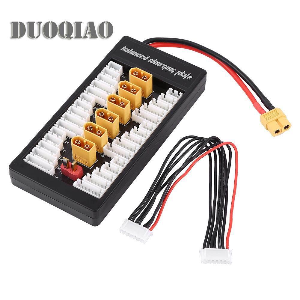 ทบทวน ที่สุด Multi 2S 6S Lipo Parallel Balanced Charging Board Xt60 Plug For Rc Battery Charger B6Ac A6 720I Intl