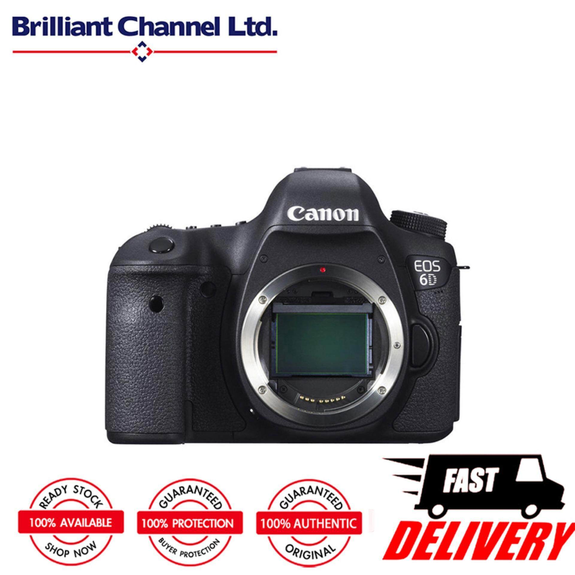 ขาย Canon Eos 6D Dslr Camera Body Intl ใหม่