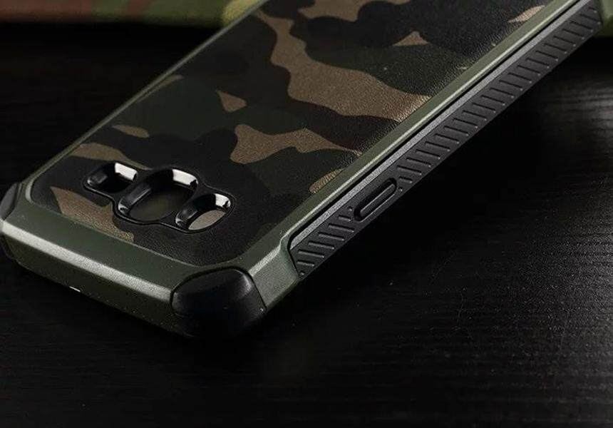 ACT Case Samsung Galaxy J2 / J200 / J2 2015  Model Soldier Series  Cover