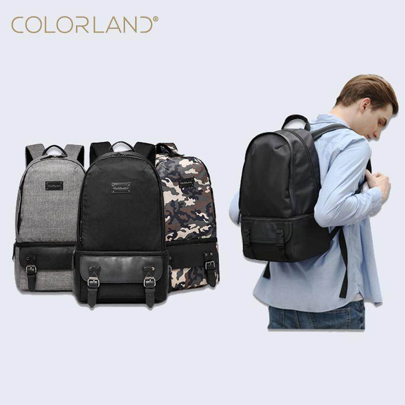 BP126 COLORLAND Insulated Backpack Cooler Lunch Bag DADDY BAG MUMMY BACKPACK SCHOOL BAG (3).jpg
