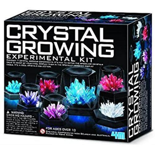 ของเล่น 4m Crystal Growing Experimental Kit.