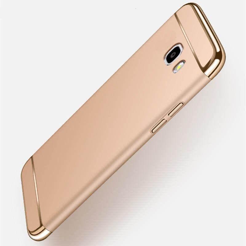 Case Samsung Galaxy J7 Primeเคสกันกระแทก แบบไม่หนา สีเมทัลลิค หัว ท้าย เป็นต้นฉบับ