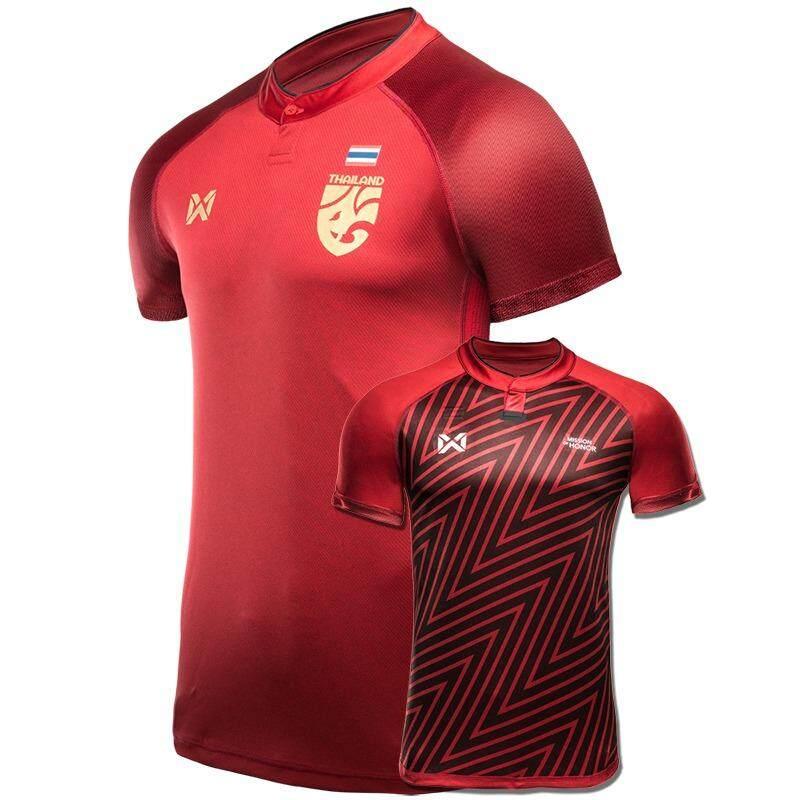 ขาย Warrix เสื้อฟุตบอล ทีมชาติไทย 2018 เยือน เวอร์ชั่นแฟนบอล Wa 18Ft52M Ra ราคาถูกที่สุด