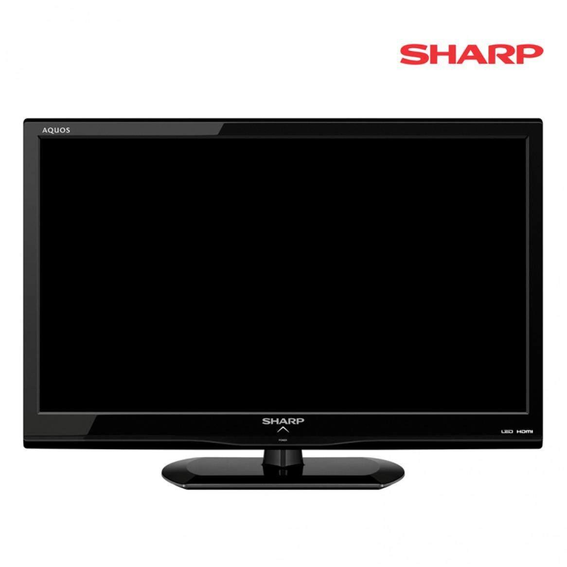 ทบทวน ที่สุด Led Tv Sharp Tv 24 รุ่น Lc24Le150M Usb รับประกัน1ปี