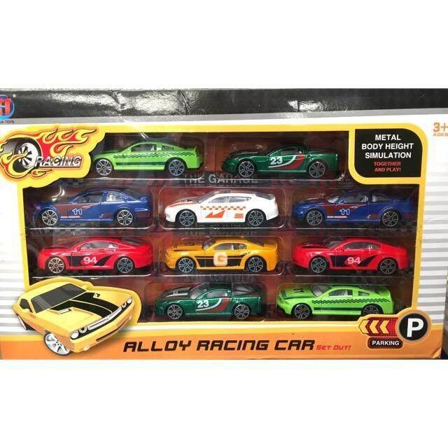 ซื้อ ของเล่น รถโมเดลเหล็ก รถเหล็ก แพค 8 คัน ถูก ใน กรุงเทพมหานคร
