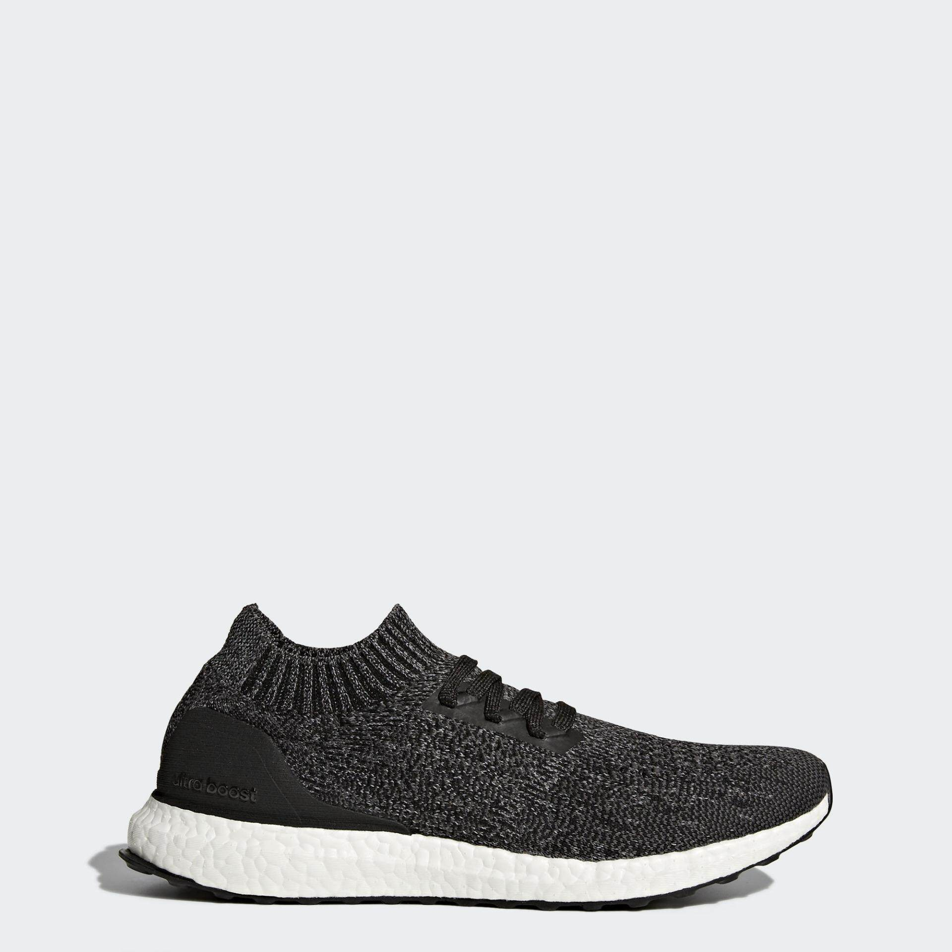 Ultraboost Uncaged Mens Grey Black By2551 เป็นต้นฉบับ