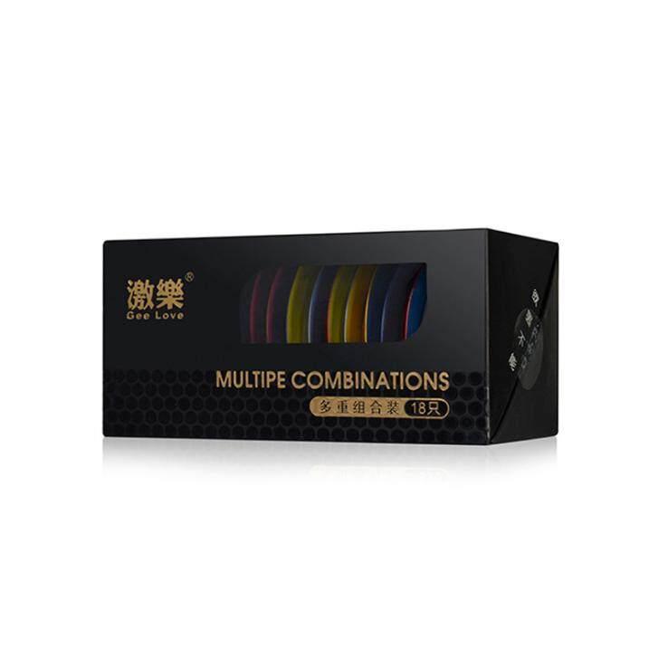 ขาย ซื้อ ถุงยางอนามัย Multipe Combinations บางพิเศษ เพียง 03 มม 18ชิ้น 1กล่อง 18สี กลิ่น18 พระนครศรีอยุธยา
