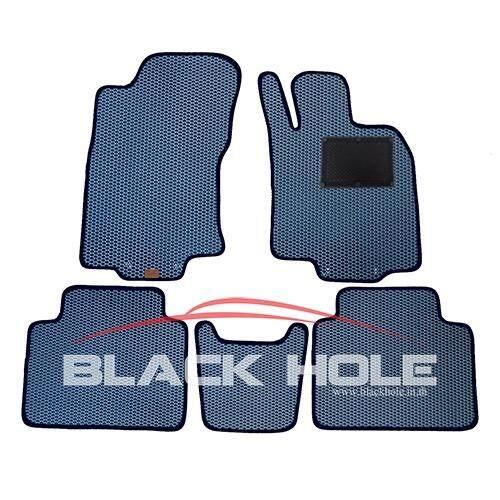 ขาย Blackhole Carmat พรมรถยนต์เข้ารูป 2 ชั้น Nissan X Trail 2014 ปัจจุบัน Blue Rubber Pad รุ่น Jnixtyblr สีน้ำเงิน ใหม่