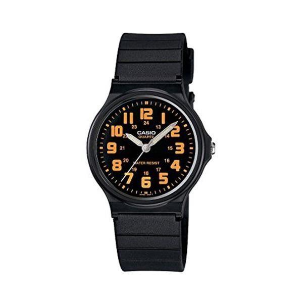 ราคา Casio Standard นาฬิกาข้อมือสุภาพบุรุษ สายเรซิน รุ่น Mq 71 เป็นต้นฉบับ