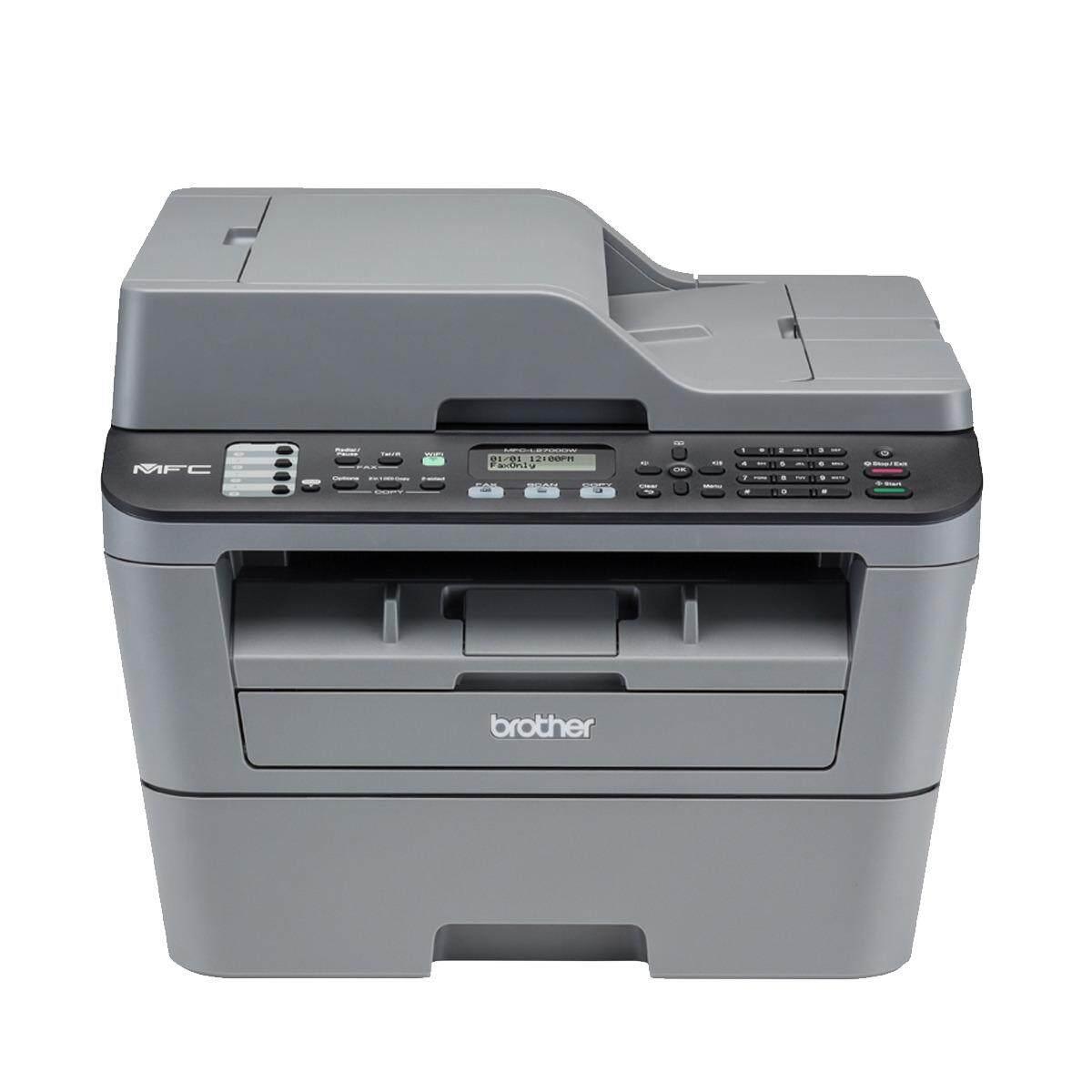 ซื้อ Brother Mfc L2700D Print Copy Scan Automatic 2 Sided Printing ใหม่ล่าสุด