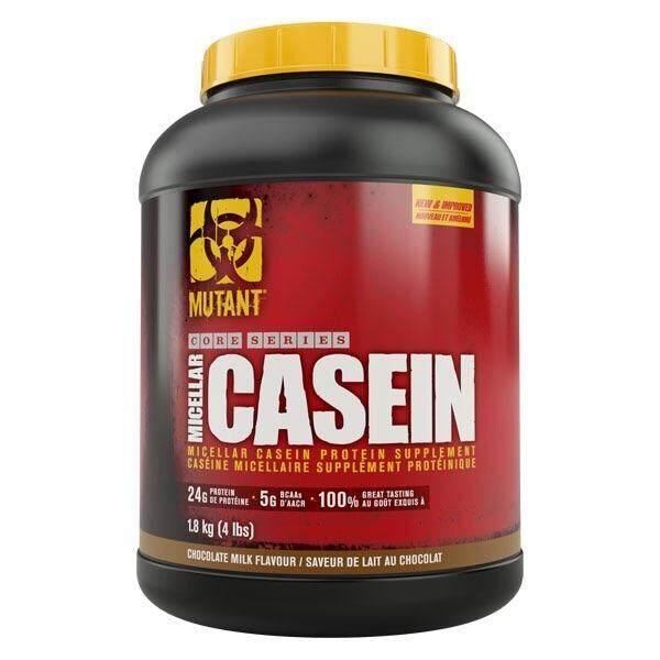 Mutant Micellar Casein 1.8 kg. (4 lbs)