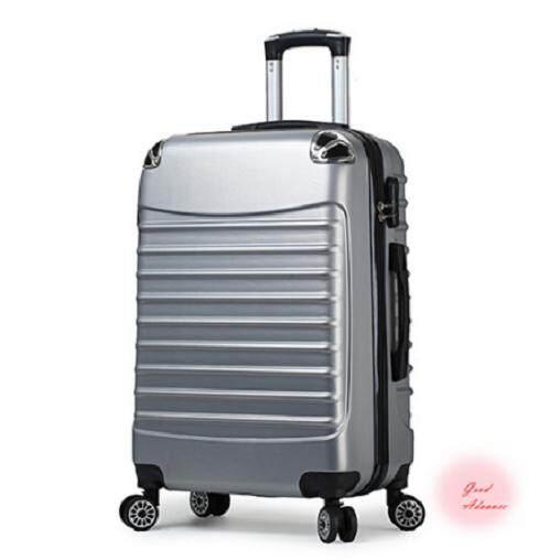 ขาย ซื้อ กระเป๋าเดินทางสี่เงิน 20 นิ้ว 8 ล้อคู่ 360 ํ Polycarbonate รุ่น Gtc03 20Silver02 กรุงเทพมหานคร