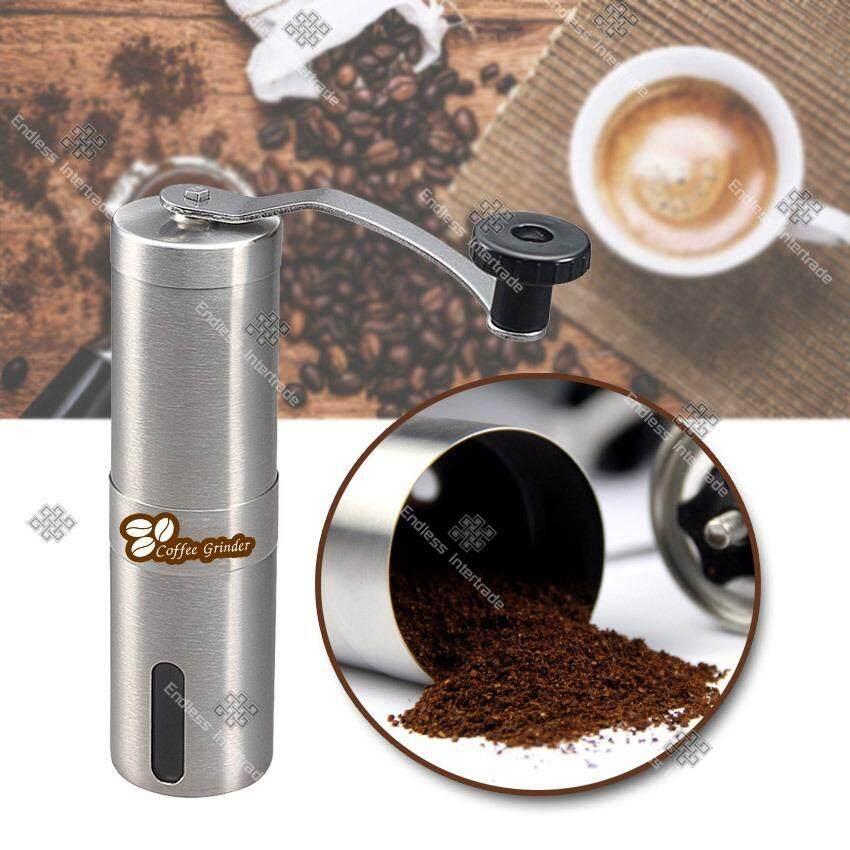 ขาย Sinlin เครื่องบดกาแฟแบบพกพา เครื่องบดกาแฟมือหมุนสแตนเลส Stainless Steel Burr Coffee Grinder Manual รุ่น Mcg1 Fi ออนไลน์ ใน กรุงเทพมหานคร