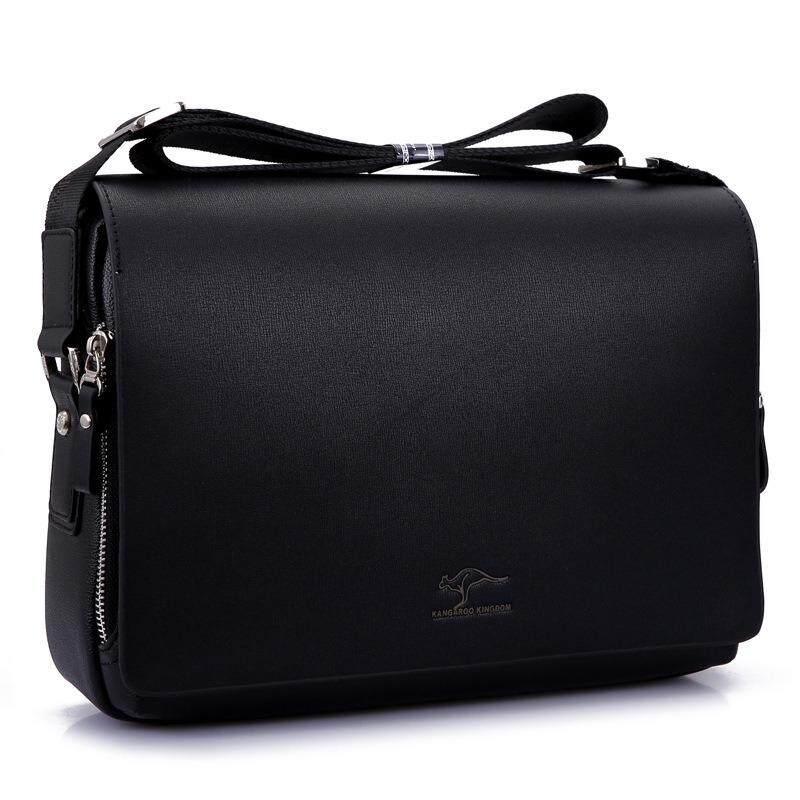 ทบทวน Kangaroo Kingdom กระเป๋าสะพายข้าง Messenger Style Bag รุ่น 4365