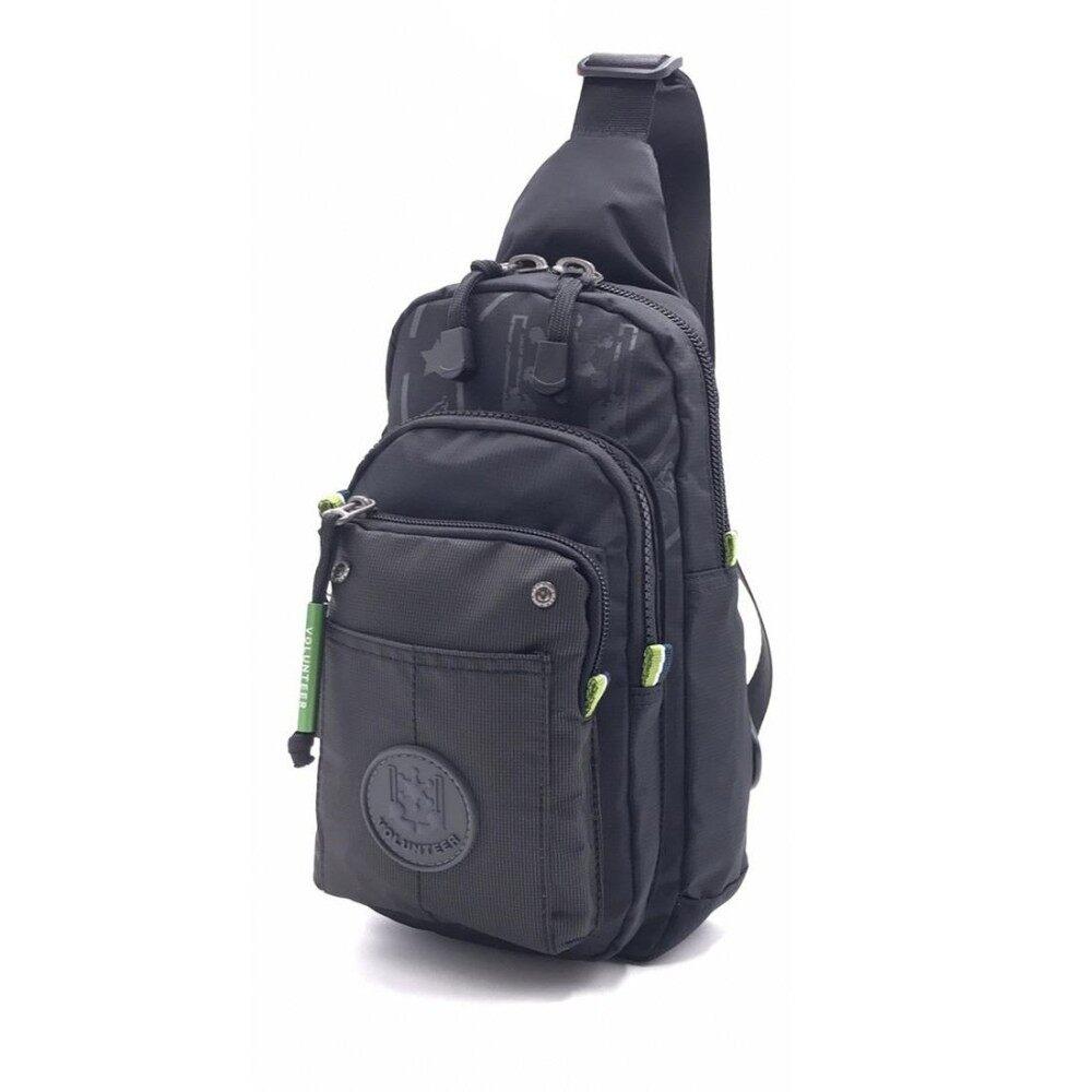 ราคา ราคาถูกที่สุด Pack Up กระเป๋าคาดอก รุ่น Vt 1652 16 สีดำ
