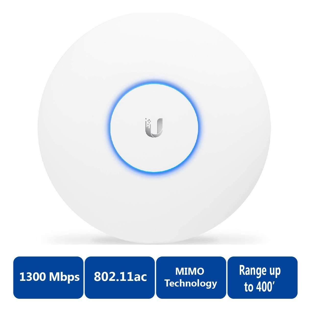 ซื้อ Ubiquiti Networks Uap Ac Pro E Unifi Access Point Enterprise Wi Fi System ถูก