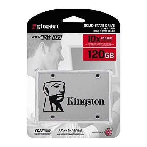 ซื้อ Kingston Ssdnow Uv400 120Gb Sata 3 Suv400S37 120G 3 Years By Synnex