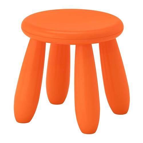 ขาย สตูลเด็ก สีส้ม Me Time Unbranded Generic ออนไลน์