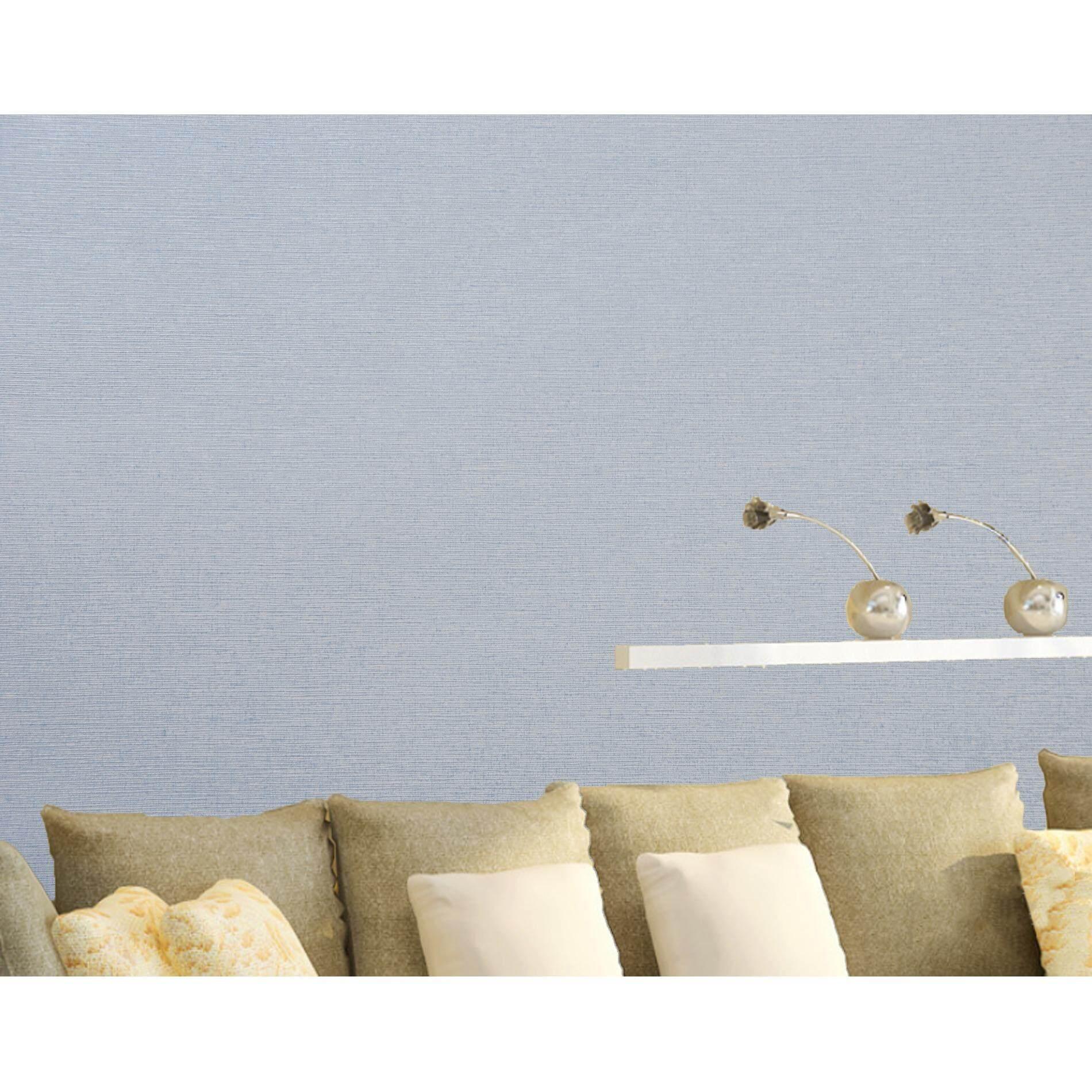 ซื้อ Homily Wallpaper Lxr รุ่น Cb 670220 โทนฟ้าอ่อน Ailida