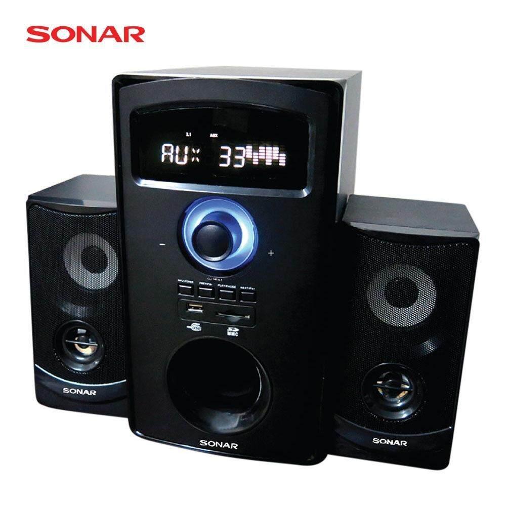 ราคา Sonar ชุดลำโพง Bluetooth 2 1Ch รุ่น Cx 501 6500W ฟังก์ชั่นล้ำสมัย ให้เสียงที่ทรงพลัง ผ่อน นาน 10 เดือน ออนไลน์